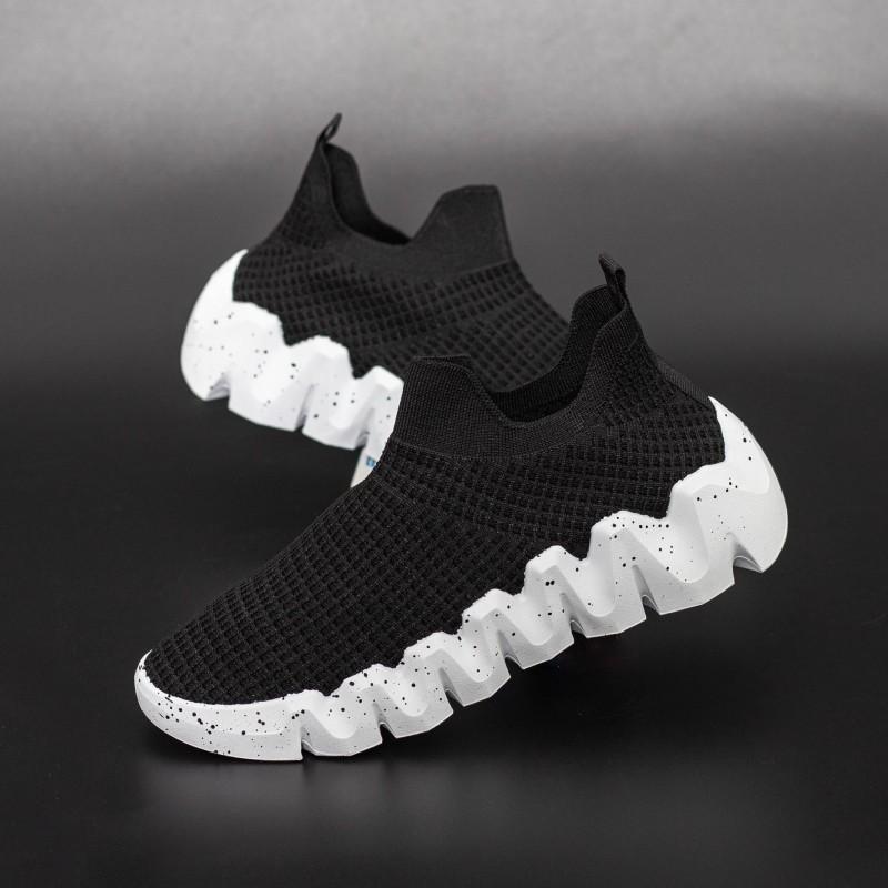 Pantofi Sport Barbati LGMB6 Negru Mei