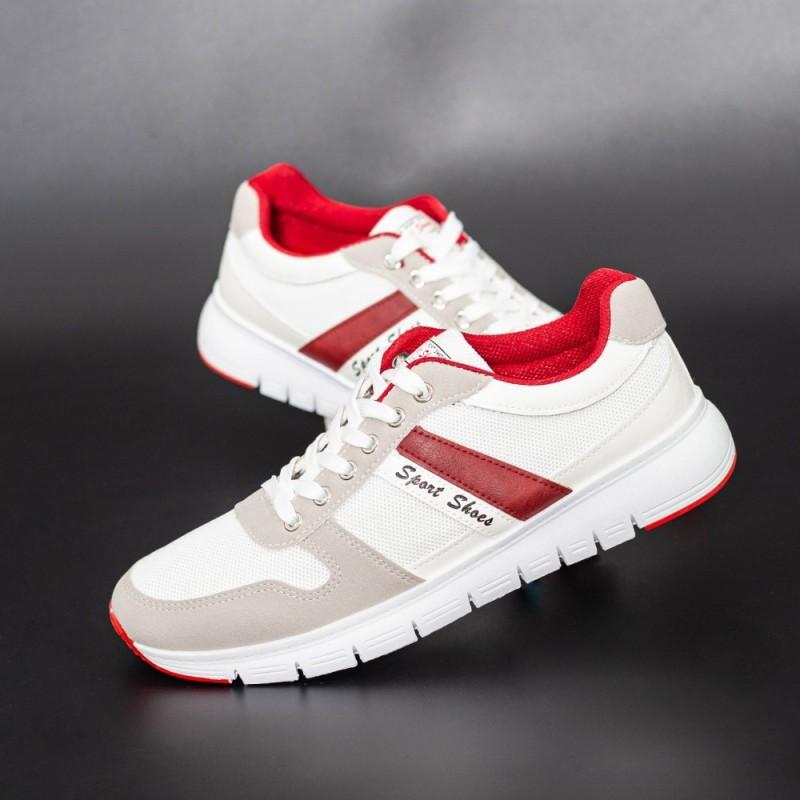 Pantofi Sport Barbati D770 Alb Se7en