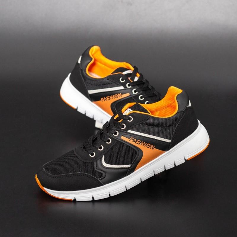 Pantofi Sport Barbati D772 Negru Se7en