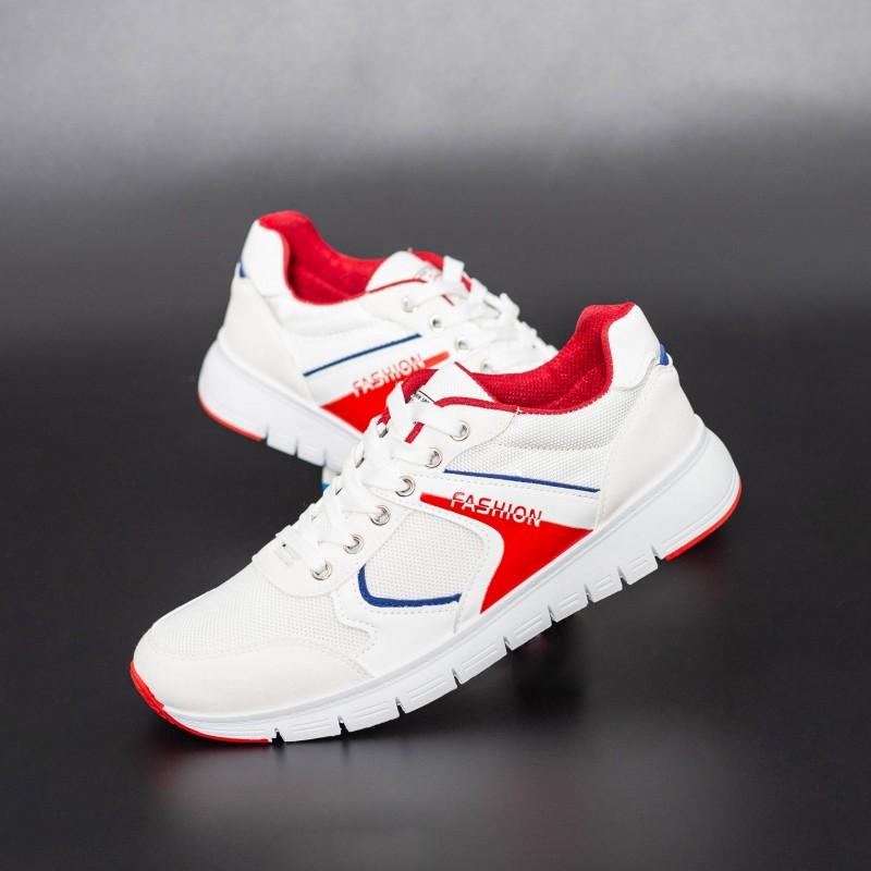 Pantofi Sport Barbati D772 Alb Se7en