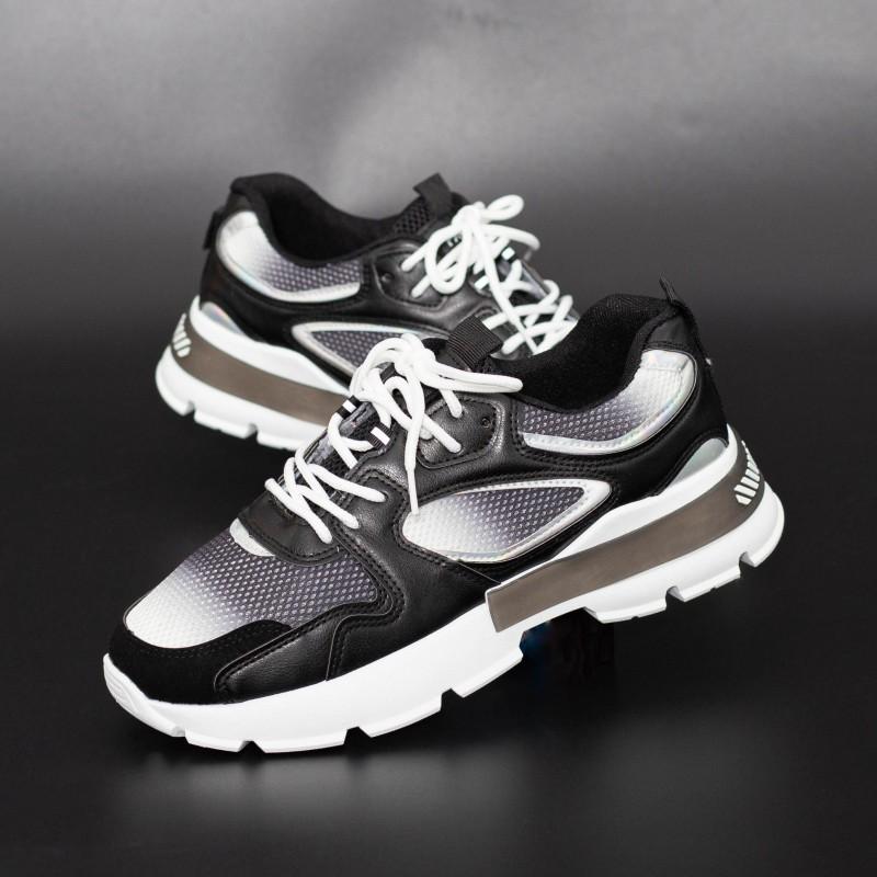 Pantofi Sport Barbati D886 Negru Se7en