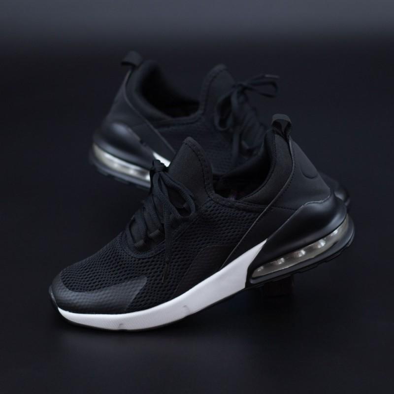 Pantofi Sport Barbati 270-1 Negru-Alb Mei
