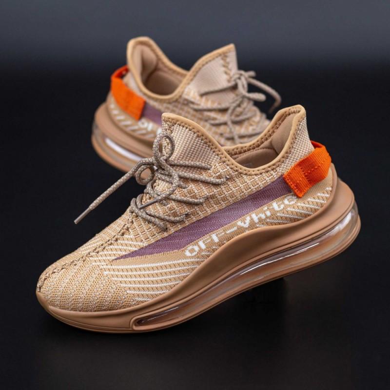 Pantofi Sport Barbati 350 Maro deschis Mei