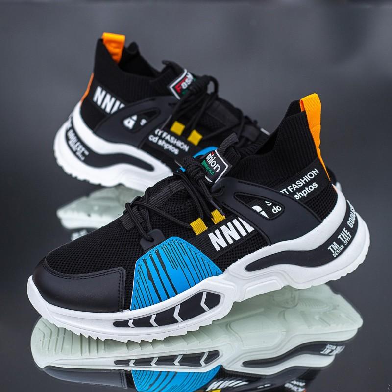 Pantofi Sport Barbati Y21 Negru Mei